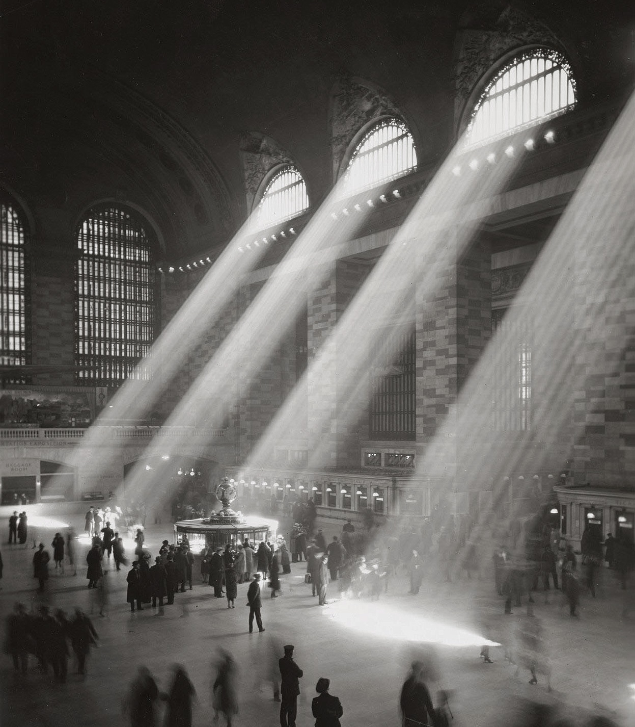 Pictures I Like: Grand Central Terminal, 1930 By Hal Morey
