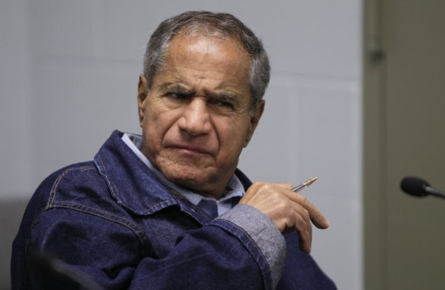 Sirhan Sirhan now [Ben Margot/AP]