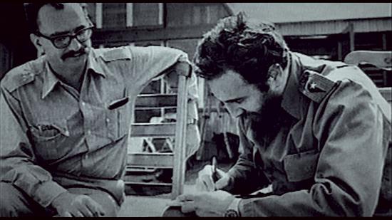 Feltrinelli and Castro, 1967