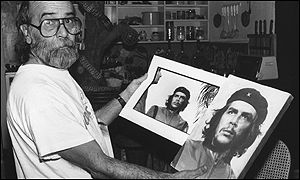 Korda with Che and Che