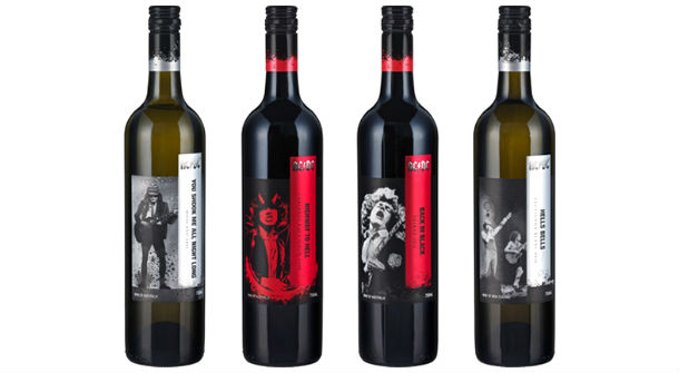 The worst kind of celebrity plonk. Malcolm Young doesn't drink any more and Angus never did. Bon Scott of course... Still, I might try that Highway to Hell Cabernet someday.