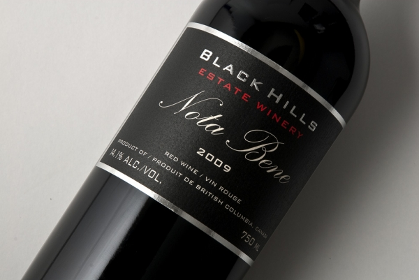 One of the few wines in this post that I've actually tasted. It was very good. Thanks, Jason Priestly. [more on Black Hills]