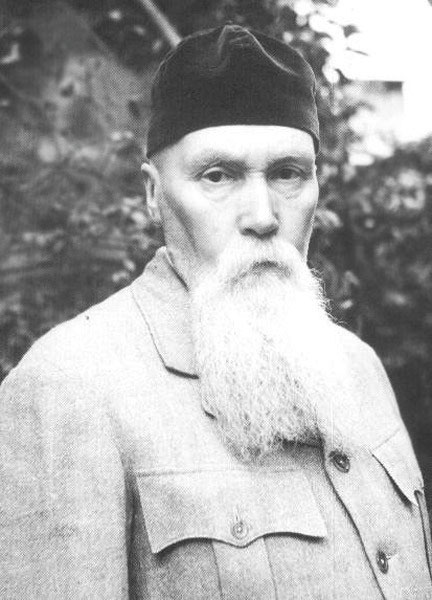 Roerich toward the end of his life. [Wikimedia Commons]