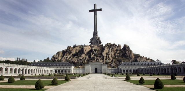 The Valley of the Fallen Memorial north of Madrid. [elpais.com]