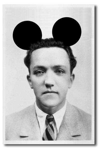 Young Tenggren with added Disney ears.
