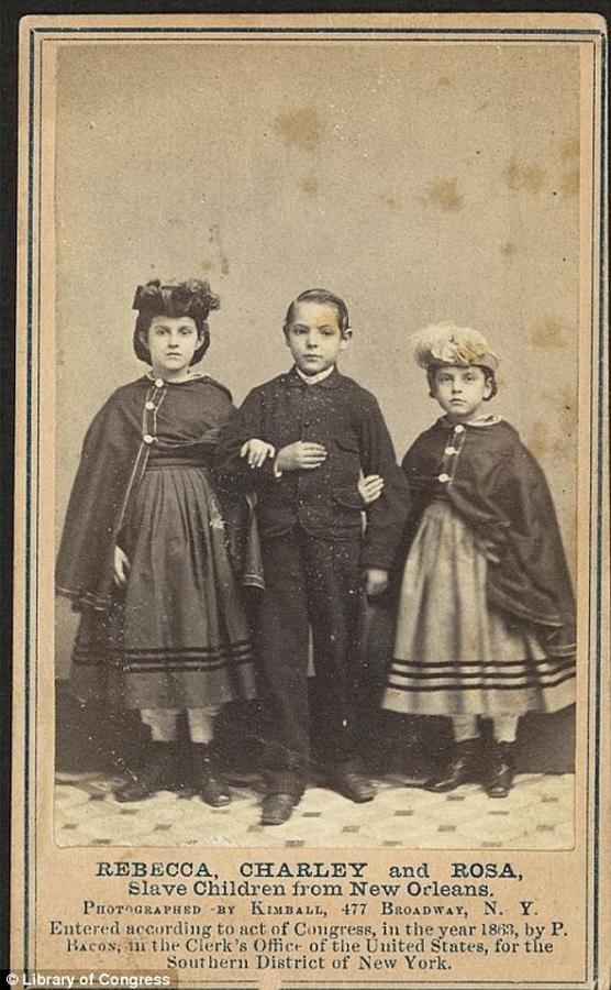 pud-white slave children