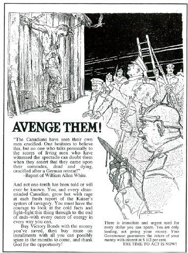 Ad for Bonds, Calgary Herald, November 2,1918