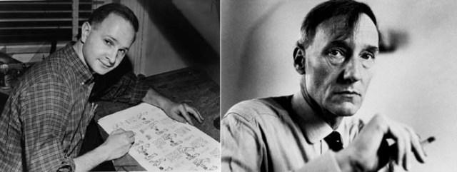 Jules Feiffer, William Burroughs