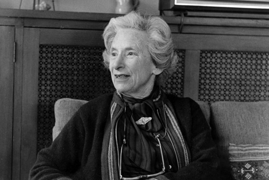 "Barbara Tuchman. ""War is the unfolding of miscalculations."" [Bob Child/AP via wsj.com]"