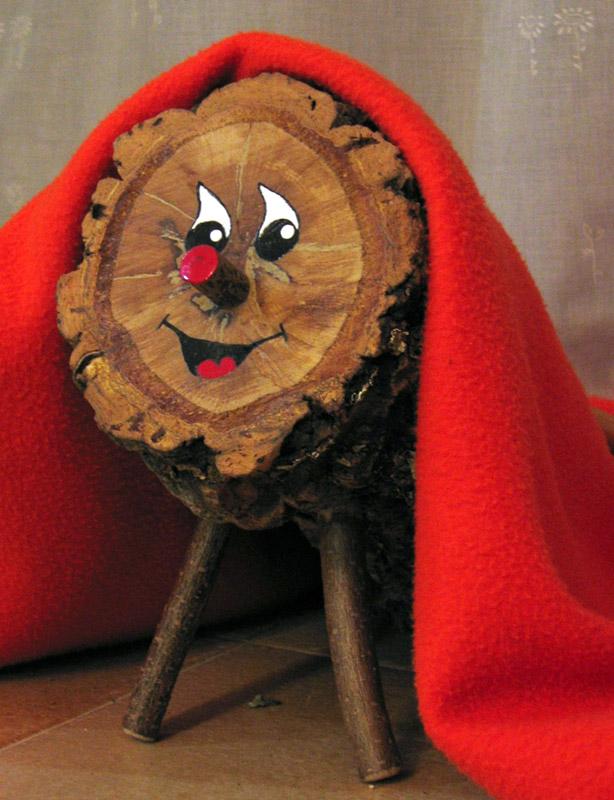 Tió de Nadal [Toniher, Wikimedia Commons]